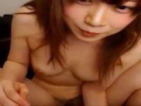 【無修正 ライブチャット】美少女が笑顔で玩具オナニー!!