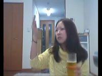 【無修正】お願いやめて!!本番禁止のデリ嬢に強引に生挿入www