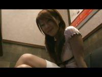 【無修正】素人金髪娘と露出フェラ⇒ホテルで中出しハメ撮り
