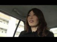 【無修正】応募してきた素人美人妻を中出しハメ!!