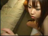 【無修正】素人巨乳娘をラブホでハメ撮り!!フェラや放尿もさせてるw