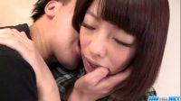 【無修正】パイパン美少女と中出しSEX!!マンコ舐めてぇ