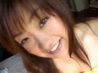 【無修正】笑顔が可愛くてフェラが上手な微乳ギャルとプライベートSEX!野口佳穂
