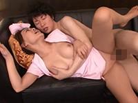 【無修正】美巨乳な彼女とナースコスで検診ごっこして生ハメ!宮村恋