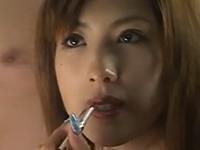 【無修正】退屈な日々に虚しさを感じながら過ごす美乳OLが未知の世界に飛ばされて肉奴隷と化す!福沢京子