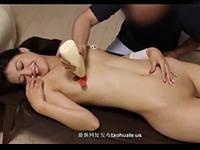 【無修正】キッチンで料理中のスレンダーなパイパン人妻を裸にエプロンにして悪戯しながら中出し!石貫恭子(一ノ瀬蘭)【個人撮影】