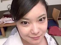 【無修正】和服が似合うぽっちゃりノーパン人妻の蝶のタトゥーが入ったマンコを生ハメ!中井智子(福西咲希)