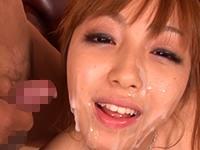 【無修正】玩具でイかされまくったアイドル顔の女子大生の顔に連続ぶっかけ!星崎アンリ