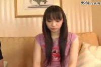 【無修正】「こんなにおおきいのぉはいらないよぉ」本気汁出しまくりのロリ系美少女