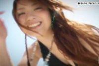 【無修正】激カワお姉さんビーチでハメハメ