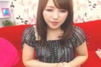 【無修正】素人娘の公開チャットオナニー