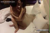 【無修正】【無】関西の若いカップルがホテルで初エッチする様子。
