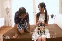 【無修正】【無】スーパーロリ美少女デカチン大好き桃色美マン潮吹きガチイキ。