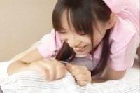 【無修正】椎名りく  清純ナースがたっぷりサービス