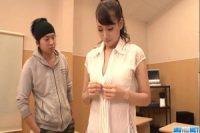 【無修正】同級生に求められ性欲を発散させてくれる美女