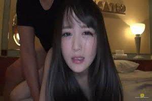 【無修正】【神素人】細くて小尻なカラオケ屋バイト美少女18歳の秀逸初撮り。